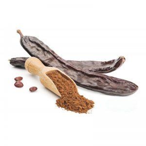 Karob por: a vitaminokban és ásványi anyagokban extrémen gazdag fűszer. Vásárold meg online a HeaveNuts.hu-n!