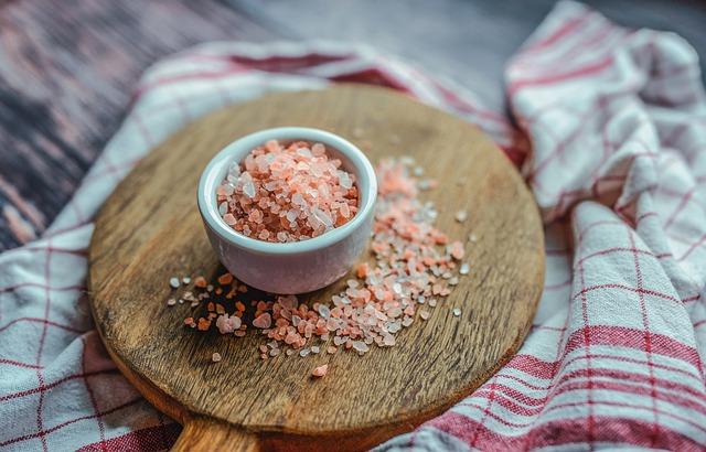 A Himalája só nem csak egészséges, de igazán különleges sófajta is.